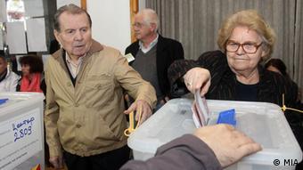 Kommunalwahlen in Mazedonien