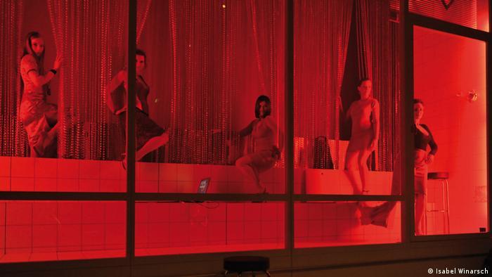 красные фонари эротика странно