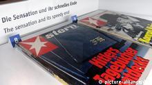 Deutschland Geschichte Hitler-Tagebücher Stern Cover