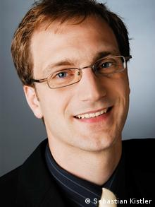 Student Sebastian Kistler