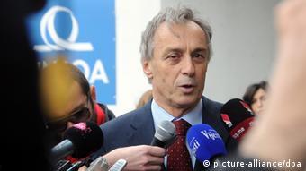 Miodrag Lekić, kandidat oporbe na predsjedničkim izborima u Crnoj Gori