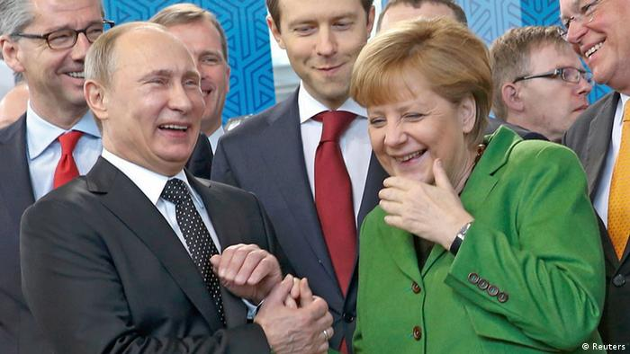 Political tensions in Russian-German trade | Europe| News and current  affairs from around the continent | DW | 20.06.2013