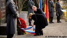 Merkel Putin Deutschland Holocaust Gedenken