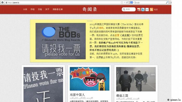 DW Bobs Preis China Qi Wen Lu