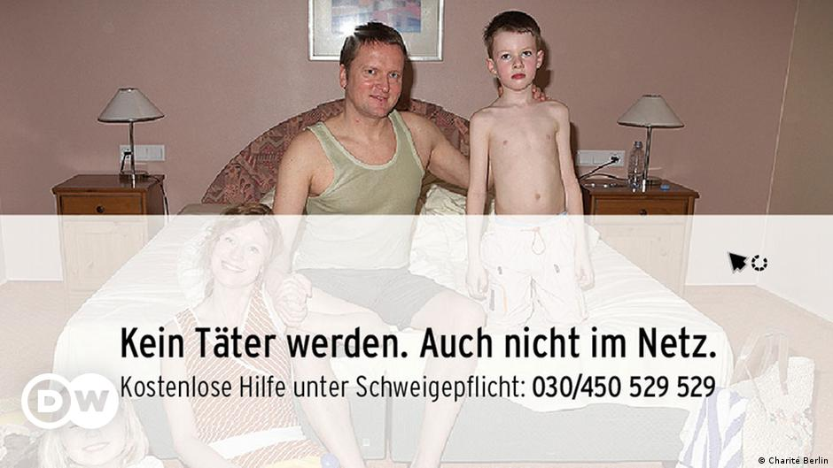 ″Kids Turn Me On″- A Project for Potential Abusers | People and Politics | DW | 06.02.2014