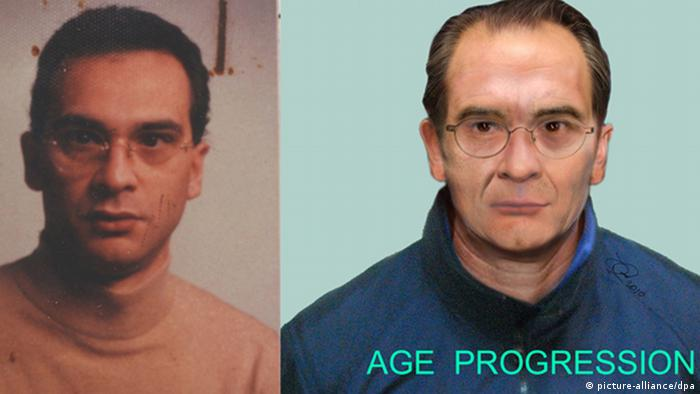 Police Experts Created The Composite Image Of Denaro On The Right In  To Help The Decadeslong Search For The Fugitive