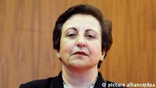 Shirin Ebadi Portrait