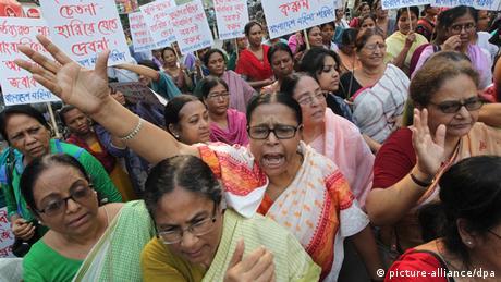 Bangladesch - Unruhen in Dhaka