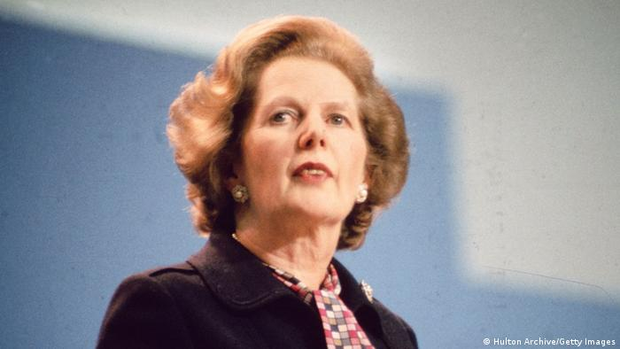 Margaret Thatcher (Foto: Hulton Archive/Getty Images)