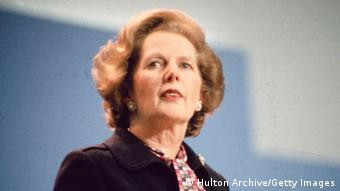 Margaret Thatcher (1984) (Hulton Archive/Getty Images)