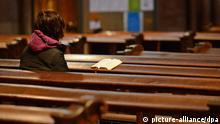 Symbolbild - religiöser Glauben in Deutschland