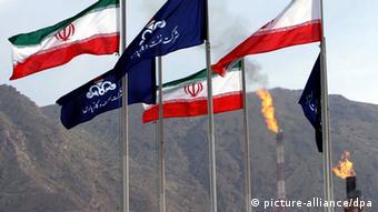 Санкции ЕС в отношении Ирана включали в себя нефтяной эмбарго