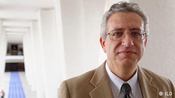 Miguel Ángel Malo Wirtschaftsprofessor Universität Salamanca