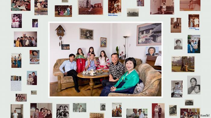 Familie Byun (Foto: Herlinde Koelbl)