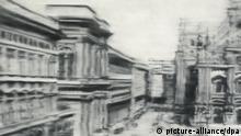 Gemälde Domplatz Mailand von Gerhard Richter