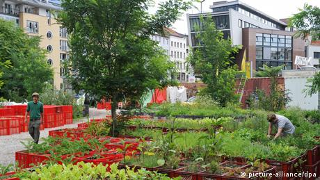 Berlin's Princess Garden (Copyright: Rainer Jensen dpa/lbn)