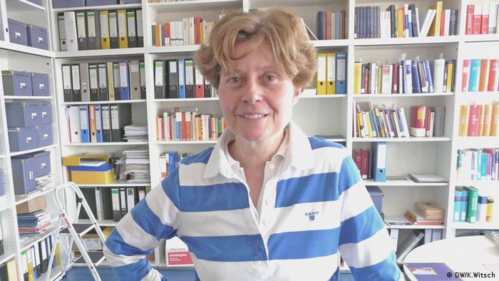 Britta Bannenberg, Krimonologin an der Universität Gießen