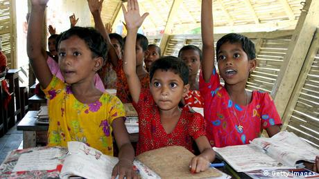 Organisation Shidhulai Swanirvar Sangstha in Bangladesh (Getty Images)