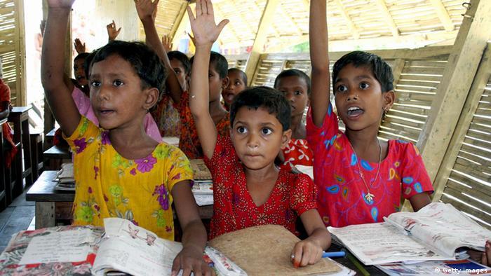 Organisation Shidhulai Swanirvar Sangstha in Bangladesh (Getty Images)
