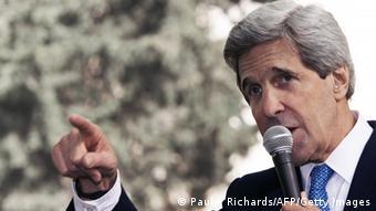 John Kerry Besuch in Israel