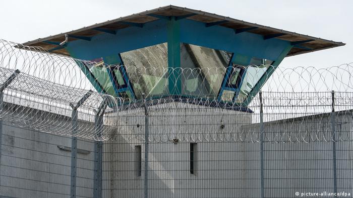 Как выглядят немецкие тюрьмы