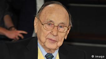 Hans-Dietrich Genscher Ex-Bundesaußenminister