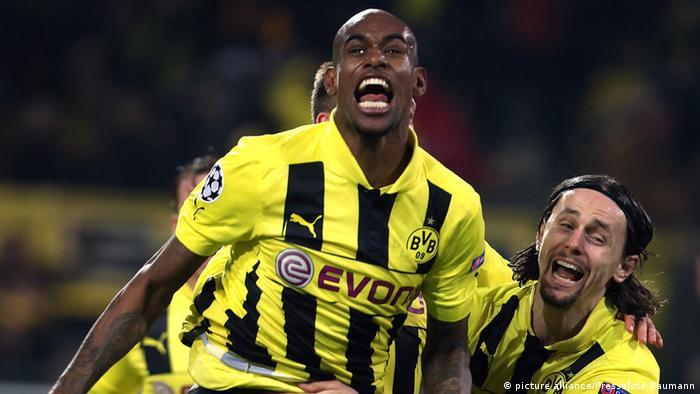 Fußball Champions League Viertelfinale Borussia Dortmund vs. Malaga CF (picture alliance/Pressefoto Baumann)