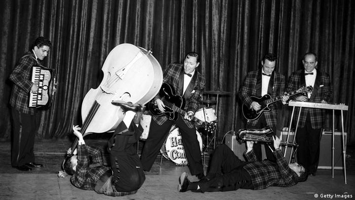 USA Musik 50iger Jahre rock n' roll Bill Haley and his Comets