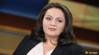 Η Σεβίμ Νταγκντελέν ανήκει στους πιο σφοδρούς επικριτές του Ερντογάν στη Γερμανία
