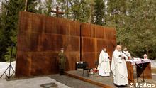 Katyn Massaker Gedenken 10.03.2013