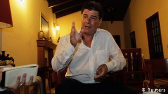 Paraguay Wahlkampf 2013 Efrain Alegre