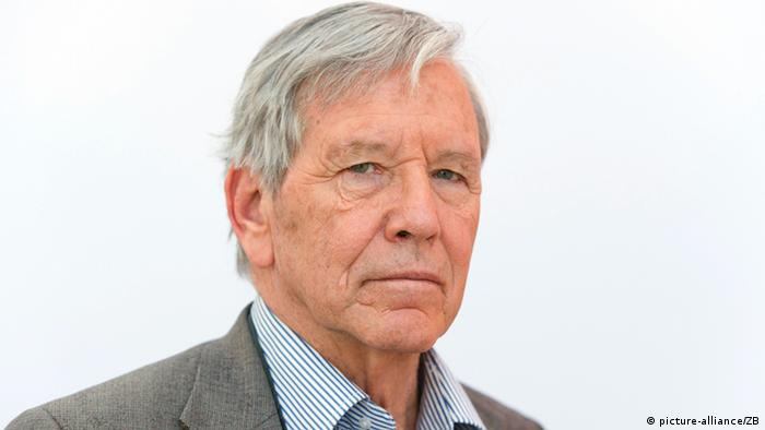 Amos Oz. (Photo: Marc Tirl)