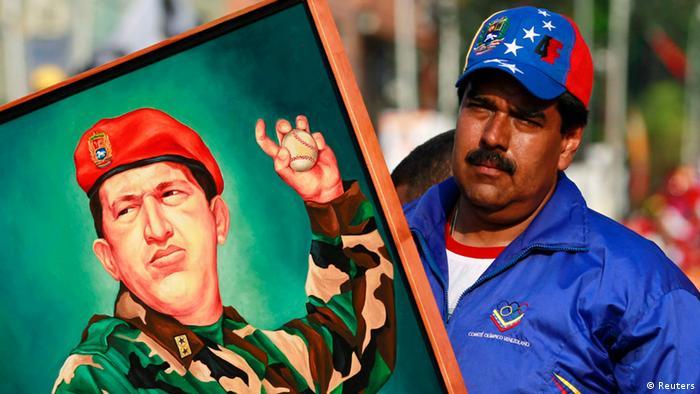 Nicolás Maduro, quien asumió la jefatura del Gobierno de Venezuela este viernes (19.4.2013), fue declarado persona non grata en Paraguay.