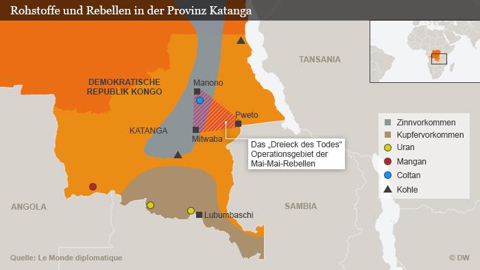 Seit Jahrzehnten gibt es Unabhängigkeitsbestrebungen in der rohstoffreichen Provinz