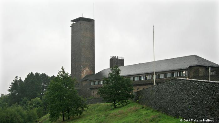 NS-Burg Vogelsang, Eifel. Deutschland entdecken. (Foto:: DW / Maksim Nelioubin