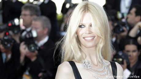 Filmfestspiele Cannes 2011 Claudia Schiffer