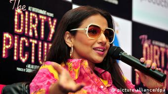 Bollywood-Schauspielerin Vidya Balan