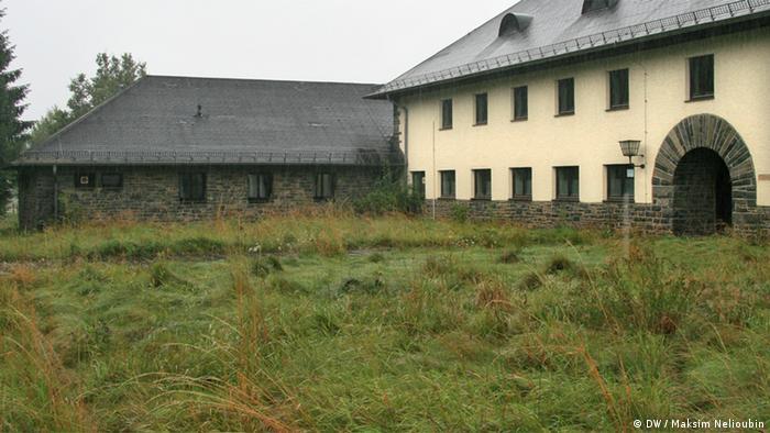 Орденский замок Фогельзанг в Айфеле (NS-Burg Vogelsang). Фото: DW / Максим Нелюбин