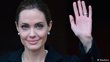 Angelina Jolie (Foto: Toby Melville/REUTERS)