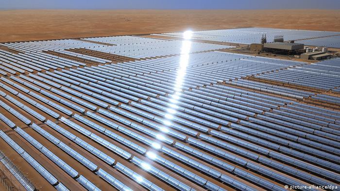 Bildergalerie Die Wüsten in der arabischen Welt