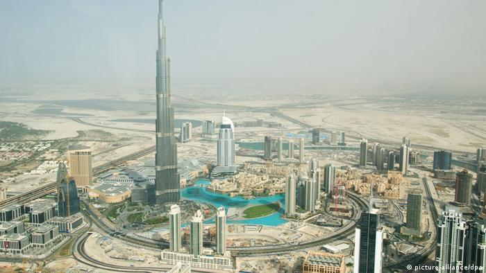 Bildergalerie Die Wüsten in der arabischen Welt (picture-alliance/dpa)