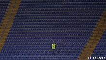 UEFA Europa League 2012/13 Viertelfinale Lazio Rom vs. Fenerbahce Istanbul