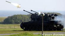 Deutschland verkauft gebrauchte Flugabwehrpanzer an Brasilien