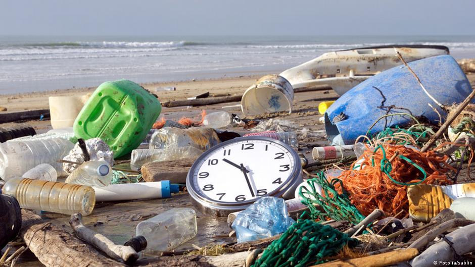 Symbolbild Verschmutzung der Meere