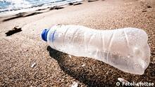 Symbolbild Verschmutzung der Meere Italien
