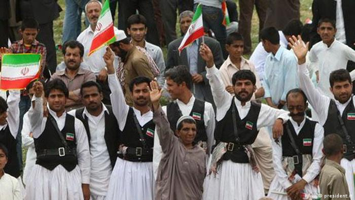 Balutschen in Iran (president.ir)