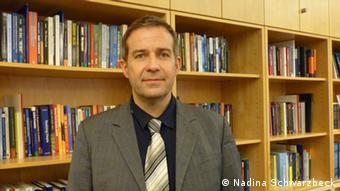 Stephan Klingebiel (Foto: Nadina Schwarzbeck)