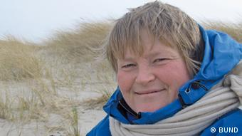 Nadja Ziebarth, de la Asociación para el Medioambiente y Protección de la Naturaleza (BUND).