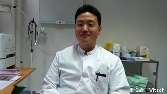 Deutschland Medizin Essstörungen Min-Seop Son