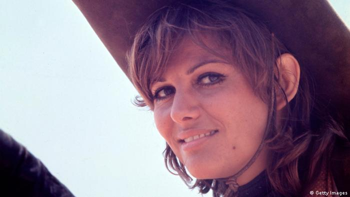 Claudia Cardinale in The Legend of Frenchie King (Getty Images)